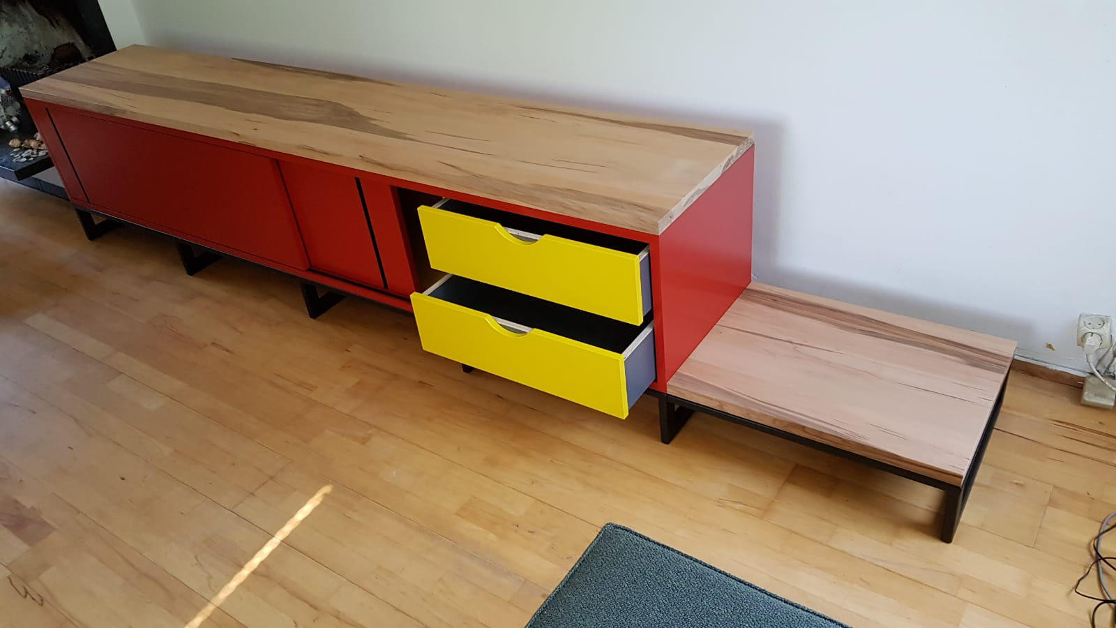 meubels spuiten